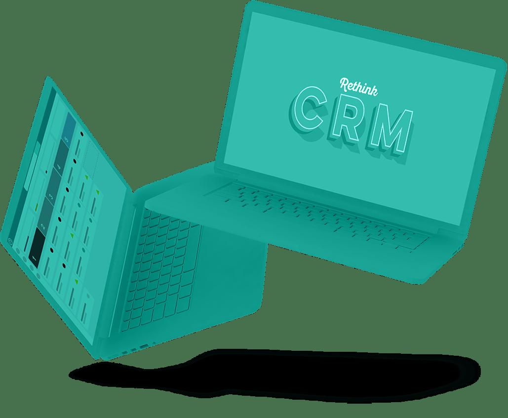 CRM system - Notyfile